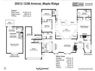 Photo 20: 20512 123B AV in Maple Ridge: Northwest Maple Ridge House for sale : MLS®# V1123570