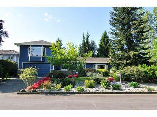Photo 1: 20512 123B AV in Maple Ridge: Northwest Maple Ridge House for sale : MLS®# V1123570