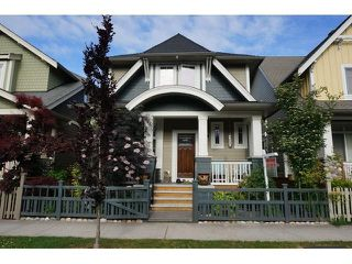 Photo 1: 274 172a Street in South Surrey: Pacific Douglas House for sale (Surrey)  : MLS®# F1442563