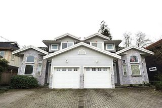 Photo 1: 5568 IRVING STREET in Burnaby: Forest Glen BS House 1/2 Duplex for sale (Burnaby South)  : MLS®# R2032600