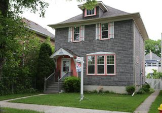 Main Photo: 205 Aubrey Street in Winnipeg: Wolseley Single Family Detached for sale (West Winnipeg)  : MLS®# 1614389