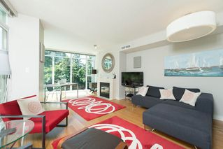 Photo 4: 301 1650 BAYSHORE DRIVE in Vancouver: Coal Harbour Condo for sale (Vancouver West)  : MLS®# R2119390