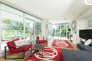Photo 5: 301 1650 BAYSHORE DRIVE in Vancouver: Coal Harbour Condo for sale (Vancouver West)  : MLS®# R2119390