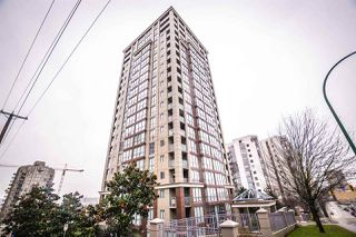 Photo 1: 1801 850 ROYAL AVENUE in New Westminster: Downtown NW Condo for sale : MLS®# R2128664