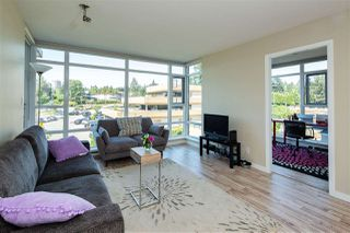 Photo 2: 505 575 DELESTRE AVENUE in Coquitlam: Coquitlam West Condo for sale : MLS®# R2281771