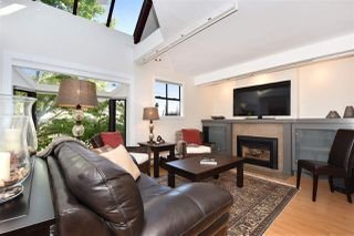 Photo 1: 6 2485 Cornwall Avenue in Vancouver: Kitsilano Townhouse for sale (Vancouver West)  : MLS®# R2326065