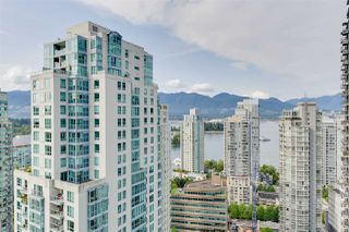 "Main Photo: 2509 1239 W GEORGIA Street in Vancouver: Coal Harbour Condo for sale in ""VENUS"" (Vancouver West)  : MLS®# R2392743"