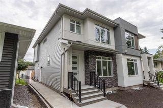 Photo 1: 10223 80 Street in Edmonton: Zone 19 House Half Duplex for sale : MLS®# E4169289