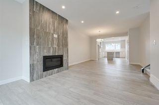 Photo 4: 10223 80 Street in Edmonton: Zone 19 House Half Duplex for sale : MLS®# E4169289