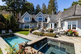 Photo 17: 4768 PILOT HOUSE Road in West Vancouver: Olde Caulfeild House for sale : MLS®# R2402326
