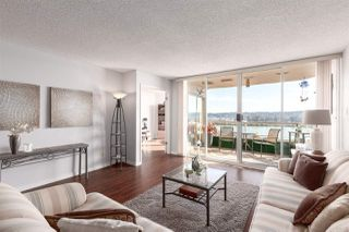 "Photo 10: 1202 1065 QUAYSIDE Drive in New Westminster: Quay Condo for sale in ""Quayside Tower II"" : MLS®# R2422058"