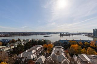 "Photo 1: 1202 1065 QUAYSIDE Drive in New Westminster: Quay Condo for sale in ""Quayside Tower II"" : MLS®# R2422058"