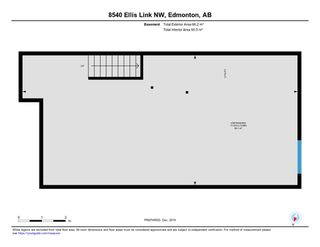Photo 48: 8540 ELLIS Link in Edmonton: Zone 57 House for sale : MLS®# E4191797