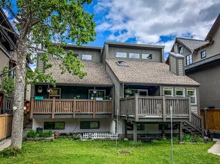 Photo 1: 3 818 3rd Street: Canmore Detached for sale : MLS®# C4301973