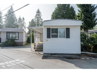 "Photo 2: 20 24330 FRASER Highway in Langley: Otter District Manufactured Home for sale in ""Langley Grove Estates"" : MLS®# R2497315"