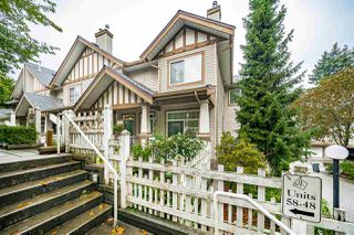 "Main Photo: 57 2678 KING GEORGE Boulevard in Surrey: King George Corridor Townhouse for sale in ""Mirada"" (South Surrey White Rock)  : MLS®# R2503780"