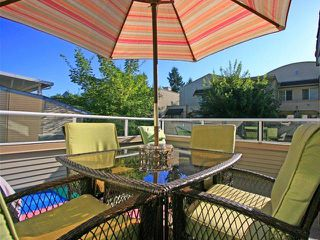 """Photo 8: 20 12449 191ST Street in Pitt Meadows: Mid Meadows Townhouse for sale in """"WINDSOR CROSSING"""" : MLS®# V937846"""