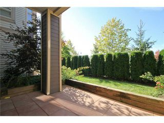 "Photo 9: 105 7339 MACPHERSON Avenue in Burnaby: Metrotown Condo for sale in ""CADENCE"" (Burnaby South)  : MLS®# V941326"