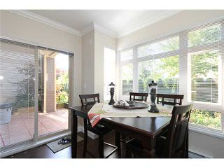 "Photo 3: 105 7339 MACPHERSON Avenue in Burnaby: Metrotown Condo for sale in ""CADENCE"" (Burnaby South)  : MLS®# V941326"