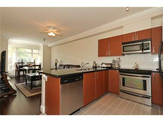 """Photo 5: 105 7339 MACPHERSON Avenue in Burnaby: Metrotown Condo for sale in """"CADENCE"""" (Burnaby South)  : MLS®# V941326"""