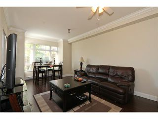 "Photo 2: 105 7339 MACPHERSON Avenue in Burnaby: Metrotown Condo for sale in ""CADENCE"" (Burnaby South)  : MLS®# V941326"
