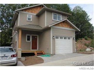 Photo 1: 108 6800 W Grant Rd in SOOKE: Sk Sooke Vill Core House for sale (Sooke)  : MLS®# 607790