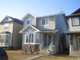 Photo 1: 12 SADDLEBROOK Link NE in CALGARY: Saddleridge Residential Detached Single Family for sale (Calgary)  : MLS®# C3559564