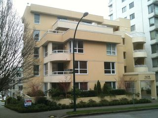 Main Photo: 402 1406 HARWOOD Street in Vancouver West: West End VW Home for sale ()  : MLS®# V940069