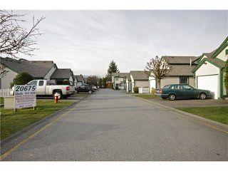 Photo 10: # 204 20675 118 AV in Maple Ridge: Southwest Maple Ridge Townhouse for sale : MLS®# V998558