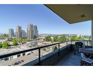 "Photo 9: 1005 2355 MADISON Avenue in Burnaby: Brentwood Park Condo for sale in ""ONE MADISON AVE"" (Burnaby North)  : MLS®# V1006263"