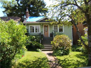 """Photo 4: 4474 W 15TH Avenue in Vancouver: Point Grey House for sale in """"POINT GREY"""" (Vancouver West)  : MLS®# V1008237"""