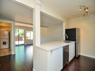 """Photo 2: 887 CUNNINGHAM Lane in Port Moody: North Shore Pt Moody Townhouse for sale in """"WOODSIDE VILLAGE"""" : MLS®# V1021537"""
