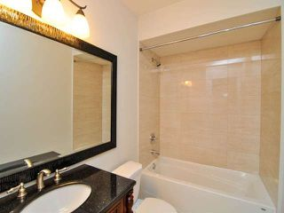 """Photo 13: 887 CUNNINGHAM Lane in Port Moody: North Shore Pt Moody Townhouse for sale in """"WOODSIDE VILLAGE"""" : MLS®# V1021537"""