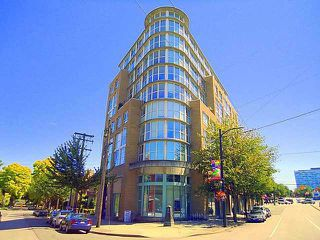 Photo 1: # 217 288 E 8TH AV in Vancouver: Mount Pleasant VE Condo for sale (Vancouver East)  : MLS®# V1025719