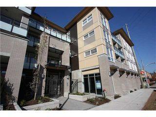 Photo 3: # 218 55 EIGHTH AV in New Westminster: GlenBrooke North Condo for sale : MLS®# V1040762