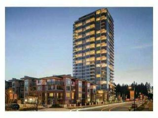 Photo 1: 3006 3102 Windsor Gate in Coquitlam: New Horizons Condo for sale : MLS®# V1057262