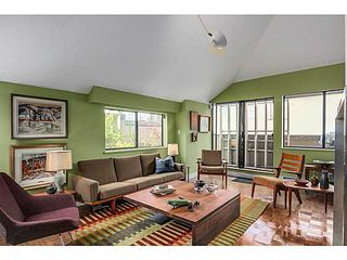 Photo 2: 202 1512 Yew Street in Vancouver: Kitsilano Condo for sale (Vancouver West)  : MLS®# V1092333