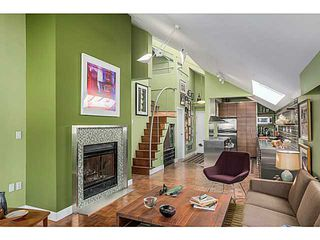 Photo 4: 202 1512 Yew Street in Vancouver: Kitsilano Condo for sale (Vancouver West)  : MLS®# V1092333