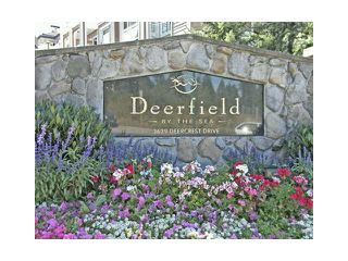 Photo 17: # 227 3629 DEERCREST DR in North Vancouver: Roche Point Condo for sale : MLS®# V1118666