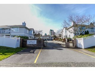 Photo 16: 27 1160 INLET STREET in Coquitlam: New Horizons Townhouse for sale : MLS®# R2038312