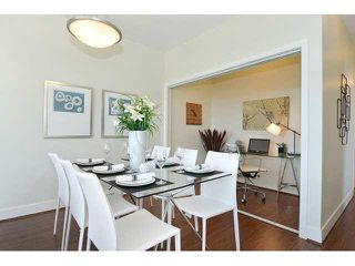 Photo 5: 613 2655 CRANBERRY DRIVE in Vancouver: Kitsilano Condo for sale (Vancouver West)  : MLS®# V1140165