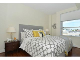 Photo 8: 613 2655 CRANBERRY DRIVE in Vancouver: Kitsilano Condo for sale (Vancouver West)  : MLS®# V1140165