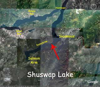 Photo 4: 11 6432 Sunnybrae Road in Tappen: Steamboat Shores Vacant Land for sale (Shuswap Lake)  : MLS®# 10155187
