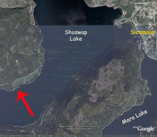 Photo 3: 11 6432 Sunnybrae Road in Tappen: Steamboat Shores Vacant Land for sale (Shuswap Lake)  : MLS®# 10155187