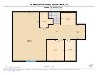 Photo 30: 26 HENDERSON Landing: Spruce Grove House for sale : MLS®# E4166024