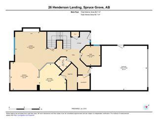 Photo 28: 26 HENDERSON Landing: Spruce Grove House for sale : MLS®# E4166024