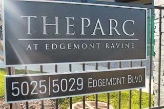 Photo 25: 409 5025 EDGEMONT Boulevard NW in Edmonton: Zone 57 Condo for sale : MLS®# E4177500