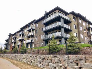 Photo 3: 409 5025 EDGEMONT Boulevard NW in Edmonton: Zone 57 Condo for sale : MLS®# E4177500