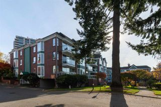 "Photo 2: 109 1695 AUGUSTA Avenue in Burnaby: Simon Fraser Univer. Condo for sale in ""AUGUSTA SPRINGS"" (Burnaby North)  : MLS®# R2417041"