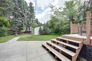 Photo 25: 10427 140 Street in Edmonton: Zone 11 House for sale : MLS®# E4195578